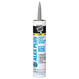 ALEX PLS ACRYLIC LATEX CAULK SILICONE GR